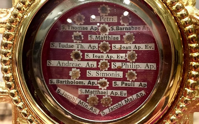 Relics of the Apostles